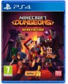 MINECRAFT DUNGEONS HERO EDITION PS4 [PL]