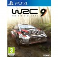 WRC 9 THE OFFICIAL GAME PS4 [PL]