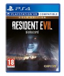RESIDENT EVIL 7 BIOHAZARD GOLD EDITION PL PS4