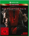 METAL GEAR SOLID PHANTOM PAIN DAY ONE XBOX ONE [ANG]