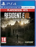 RESIDENT EVIL 7 BIOHAZARD HITS PS4 [PL]