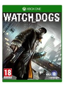 WATCH DOGS XBOX ONE [PL]