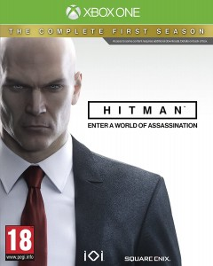HITMAN COMPLETE STEELBOOK EDITION XBOX ONE [PL]