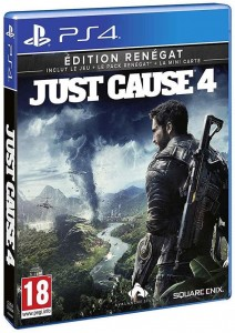 JUST CAUSE 4 STEELBOOK EDITION PS4 [ENG]