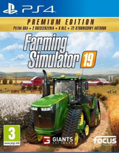 FARMING SIMULATOR PREMIUM EDITION PS4 [PL]